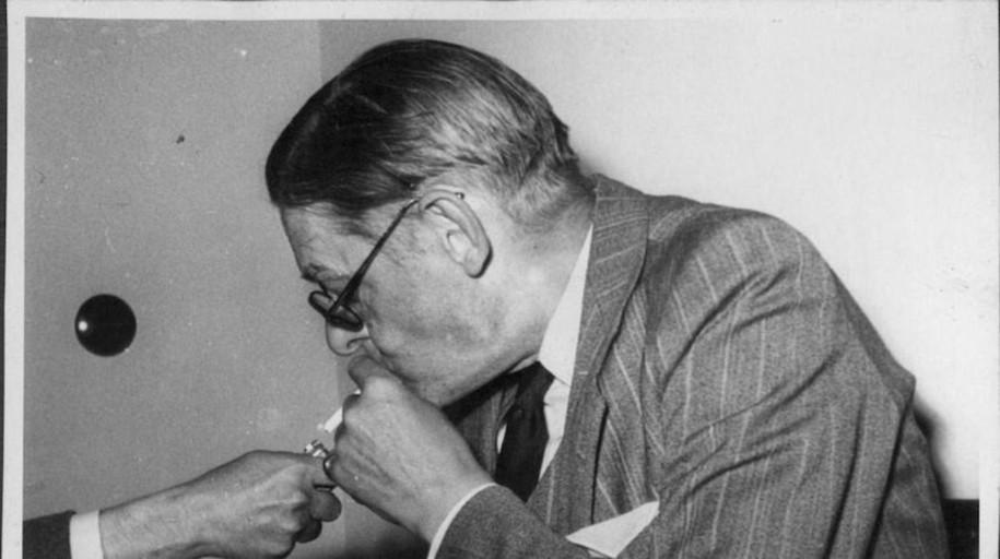 T. S. Eliot lúdico y travieso