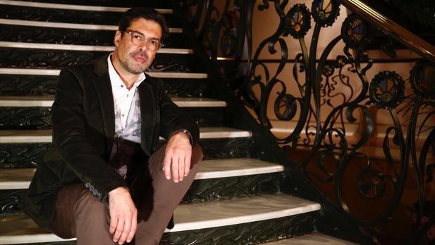 El gaitero José Ángel Hevia, presidente de la SGAE
