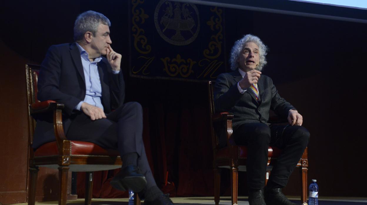 Pinker: «Los intelectuales odian el progreso, y los progresistas más»