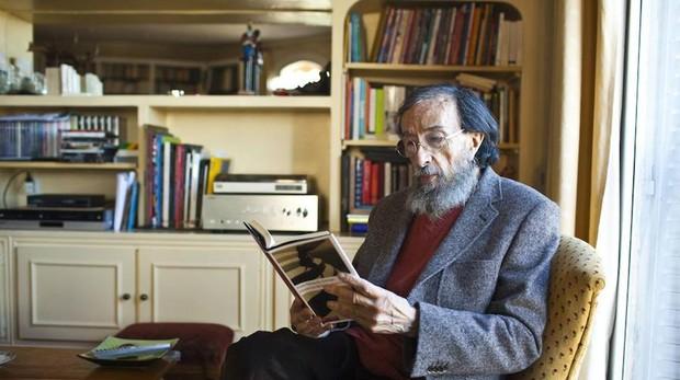 El escritor madrileño Juan Eduardo Zúñiga cumplió cien años el 24 de enero de 2019