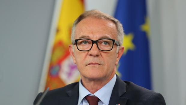 José Guirao, ministro de Cultura