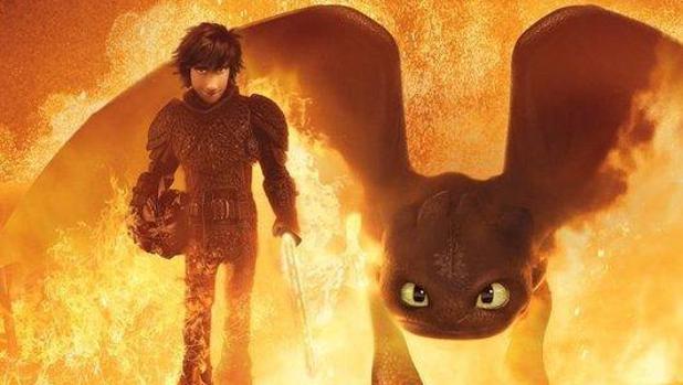 Una imagen de «Cómo entrenar a tu dragón 3»