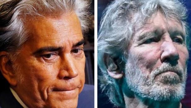 El Puma ha atacado con dureza a Roger Waters
