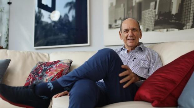 Jan Mulder, coleccionista de fotografía y presidente del Centro de la Imagen de Perú