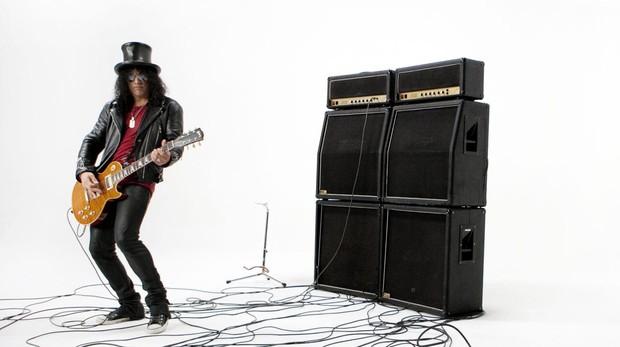 Slash, el último gran héroe del trinomio sexo drogas y rock and roll