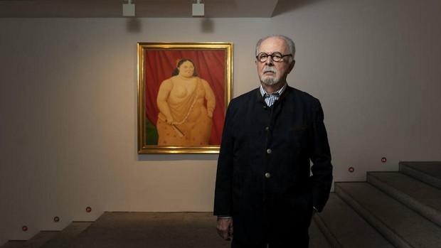 Fernando Botero: «No quiero ser cronista de los males de la humanidad, no es mi oficio»