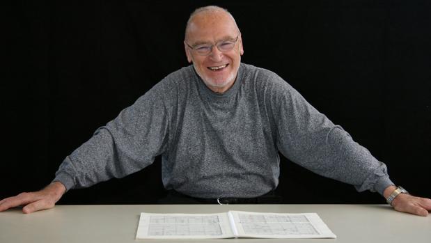 El director de orquesta y compositor Michael Gielen