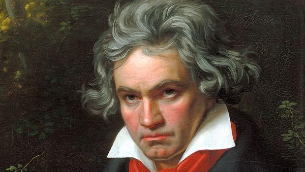 Beethoven y Mozart a pie de calle