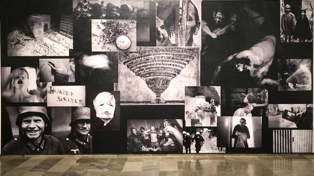 Obra de la serie «La desaparición de las luciérnagas», de Josep Tornero
