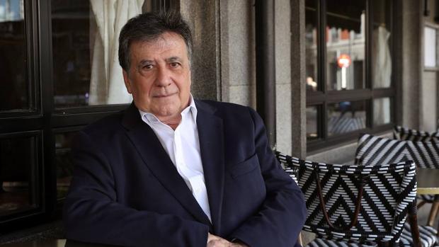 Luis Landero debutó como novelista con la exitosa «Juegos de la edad tardía»