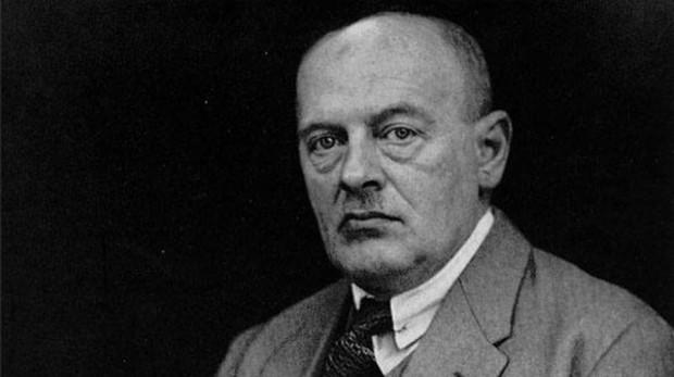 El filósofo alemán Max Scheler, profesor en las universidades de Jena y Múnich