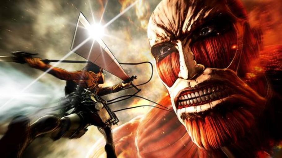 «El ataque a los titanes», un «anime» estremecedor