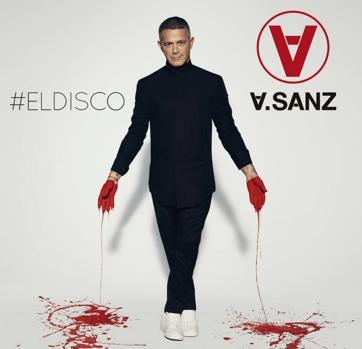 Así es la portada del nuevo disco de Alejandro Sanz