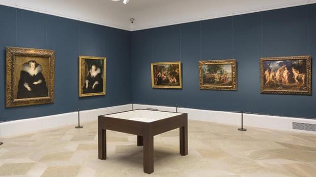 ¿Cuántos de estos cuadros eres capaz de ubicar en sus correspondientes museos?