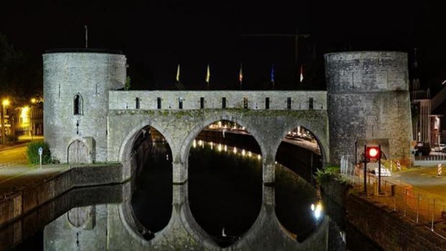 El puente de Tournai conservará su aspecto medieval