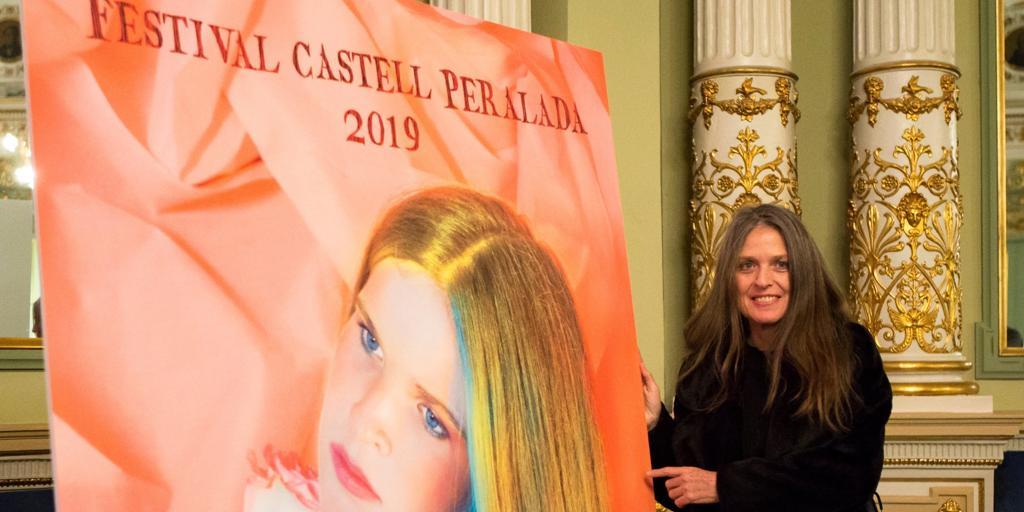 Peralada rinde homenaje a Montserrat Caballé