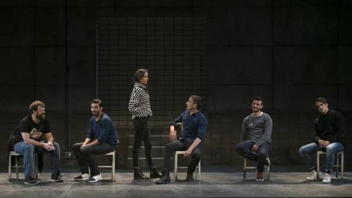 Una escena de «Jauría»