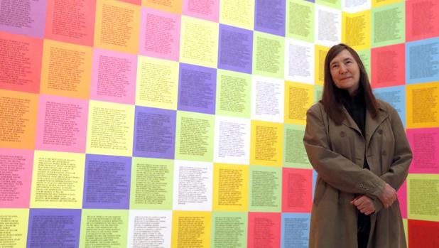 Jenny Holzer: «Hay verdades tan obvias que resulta doloroso recordarlas»
