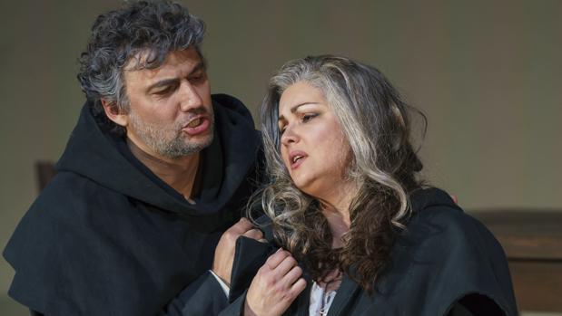 «La forza del destino»: Jonas Kaufmann y Anna Netrebko se miden en el Covent Garden