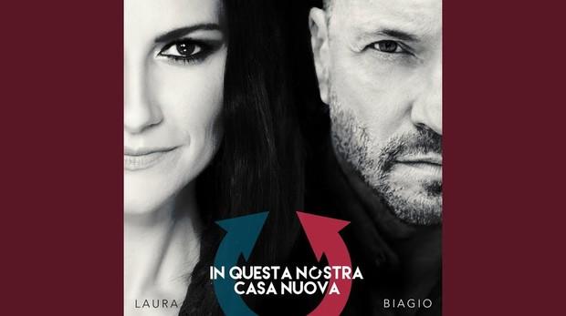 Laura Pausini y Biagio Antonacci