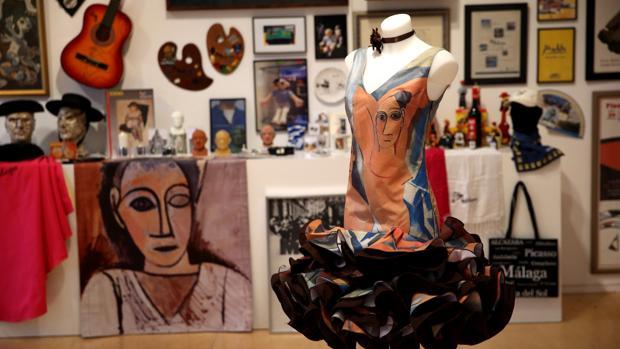 «Casi de todo Picasso», instalación de López Cuenca en las salas del Reina Sofía