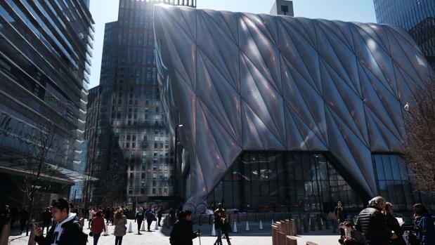 Uno de los edificios estrella de Hudson Yards