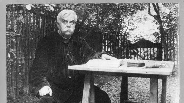 El escritor francés Léon Bloy