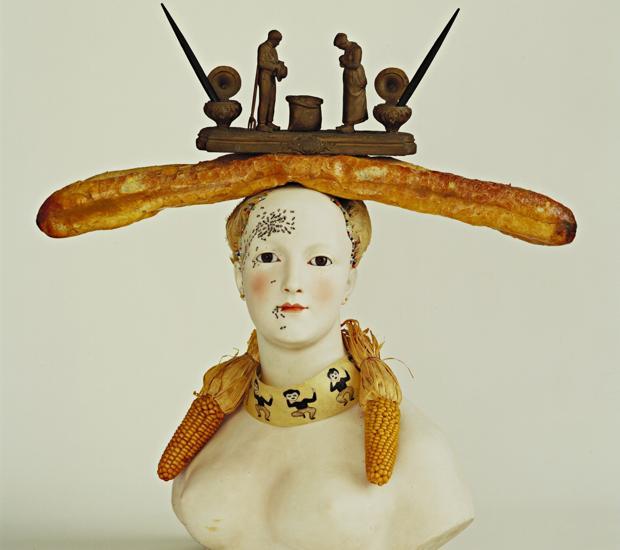 «Busto de mujer retrospectivo», de 1933