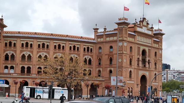 Imagen de este martes en Las Ventas