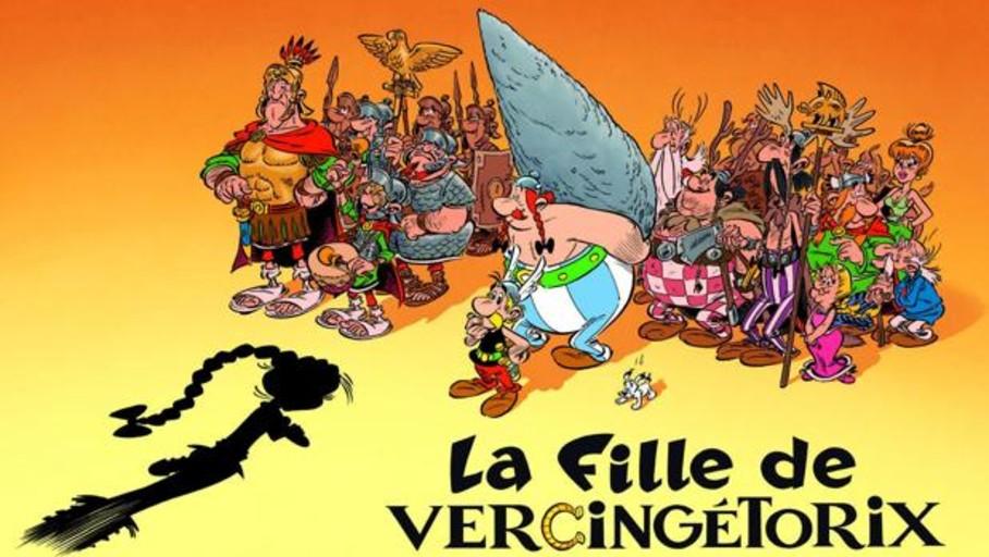 Asterix y Obelix vuelven para enfrentarse a su enemigo más difícil: una adolescente rebelde