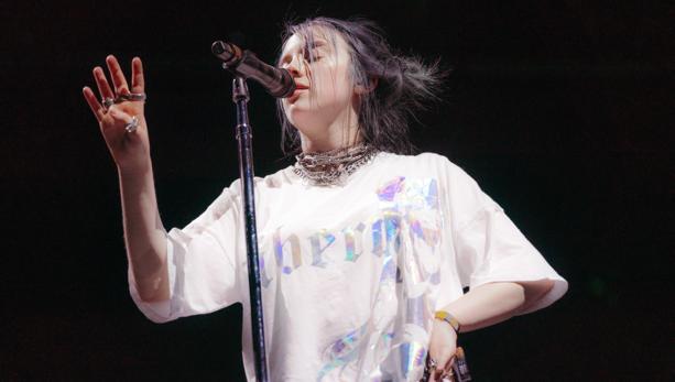 Solo tiene 17 años y un disco en el mercado, pero Billie Eilish es el nuevo fenómeno pop