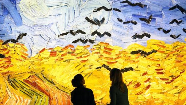 «Meet Van Gogh» en Barcelona