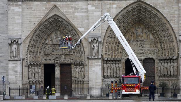 La reconstrucción de Notre Dame podría durar más de 20 años
