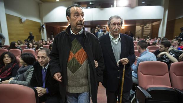 Garci y Alcántara, en una foto reciente