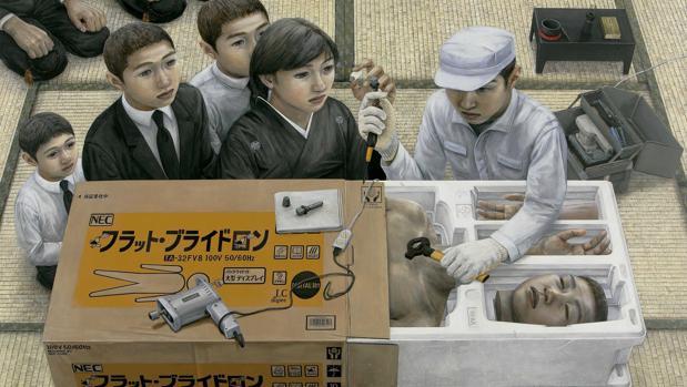 Tetsuya Ishida pone cara a la «generación perdida» en Japón