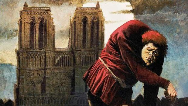 Portada de «Notre-Dame de Paris», de Víctor Hugo
