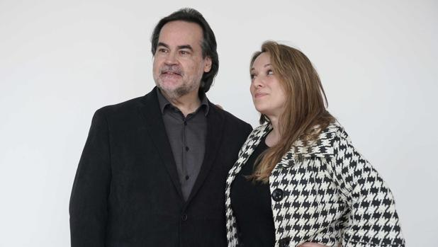 José Bros y Ruth Iniesta