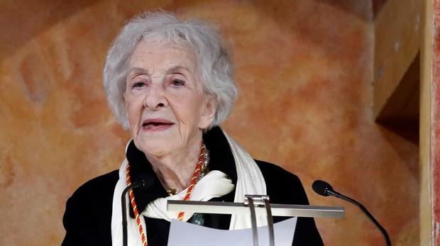 Ida Vitale, premio Cervantes 2019