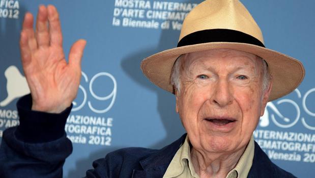 Fotografía de archivio, tomada el 5/9/2012, del dramaturgo inglés Peter Brook, premio Princesa de Asturias de las Artes 2019