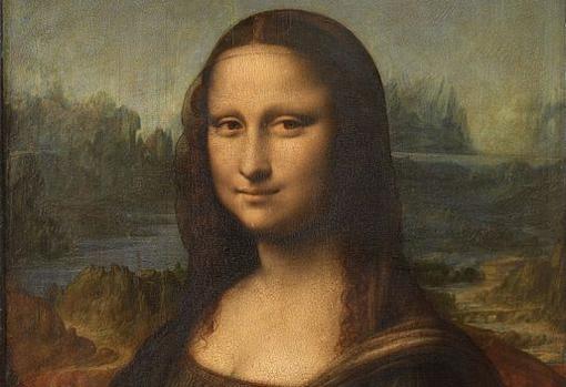 Detalle de «La Gioconda», de Leonardo