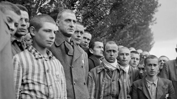 Prisioneros de Dachau, campo en el que murió Reck-Malleczewen