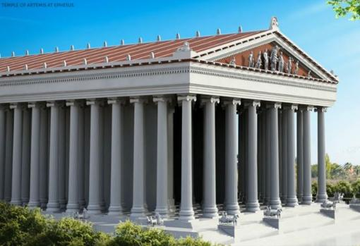 Templo de Artemis en Éfeso