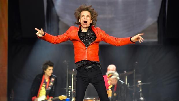 l cantante de los Rolling Stones, MIck Jagger en junio de 2018