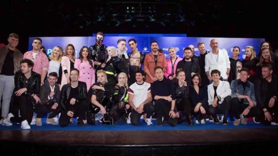 Spotify elige su ganador de Eurovisión