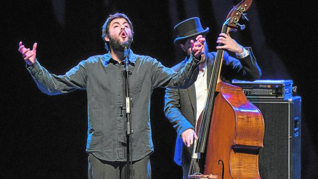 Salvador Sobral presenta en Barcelona su nuevo disco, «París, Lisboa»