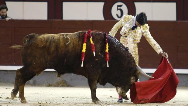 Y Madrid vio torear (a Pablo Aguado)