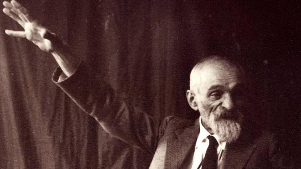 Lev Shestov se exilió en Francia huyendo de la Revolución bolchevique