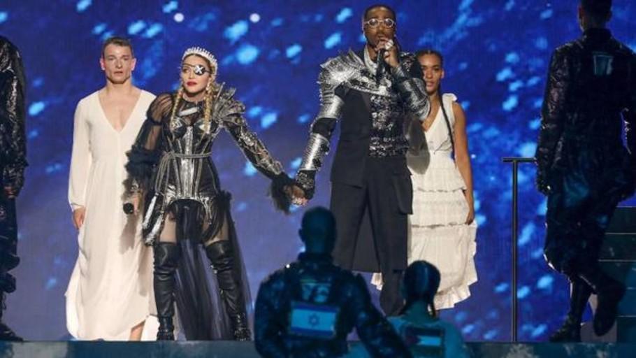 Madonna, vientos de decadencia en Eurovisión