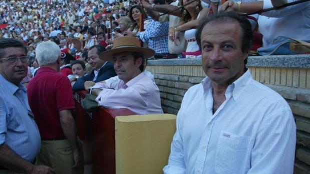 Fernando Domecq, en 2003