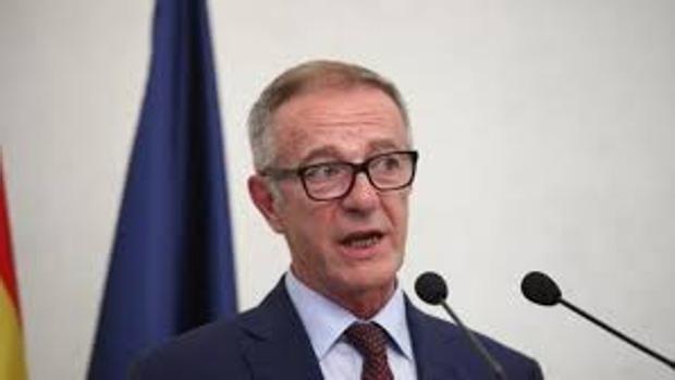 José Guirao, ministro de Cultura y Deporte en funciones